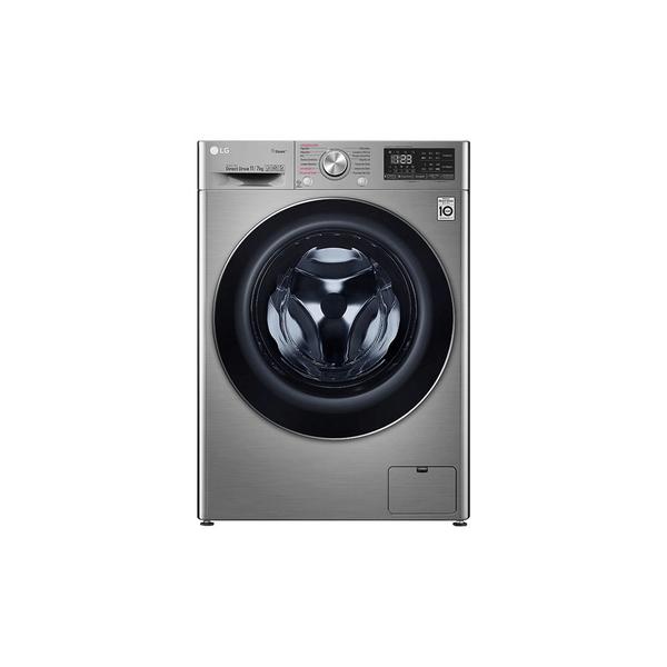 Lava-e-Seca-LG-11KG-Smart-Aco-Escovado-VC4-–-127-Volts-