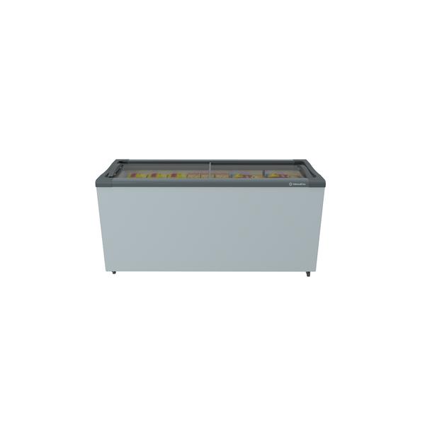 Freezer-Horizontal-Metalfrio-para-Sorvetes-e-Congelados-Nextgen-Supra-491-Litros-Branco-NF55S-–-127-Volts