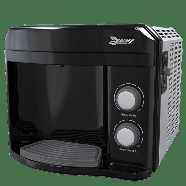 Purificador-de-Agua-Leaf-Pury-Compact-Preto-–-220-Volts