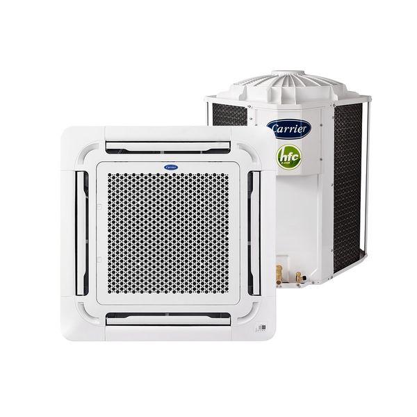 Ar-Condicionado-Split-Cassete-Carrier-46.000-BTU-h-Quente-e-Frio-Trifasico---220-Volts-