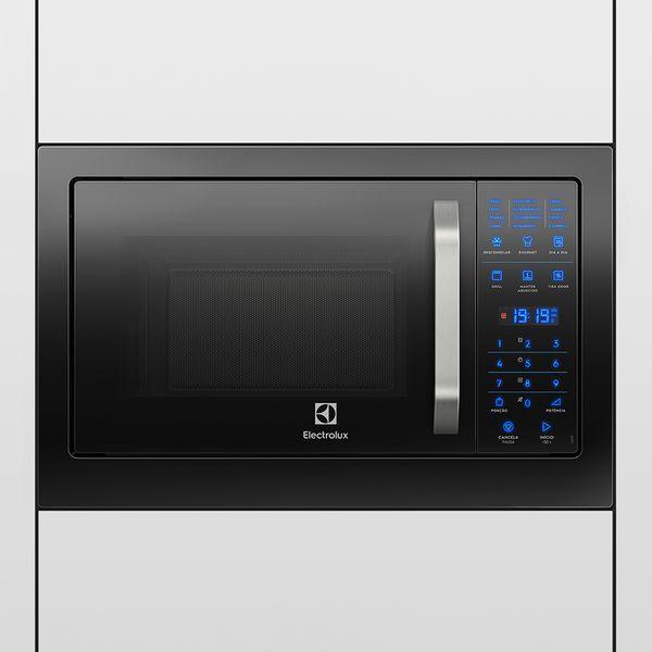 Micro-ondas-de-embutir-Electrolux-28-Litros-Preto-MB38P-–-220-Volts