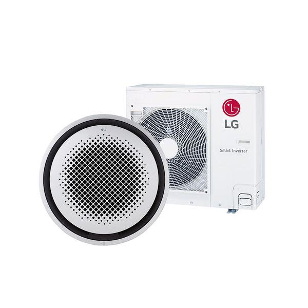 Ar-Condicionado-Split-Cassete-Inverter-LG-Redondo--Round--36.000-BTU-h-Quente-e-Frio---220-Volts
