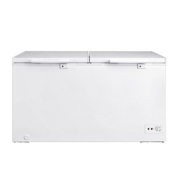 Freezer-Horizontal-Midea-385-Litros-Branco-2-Portas-RCFB3-–-220-Volts