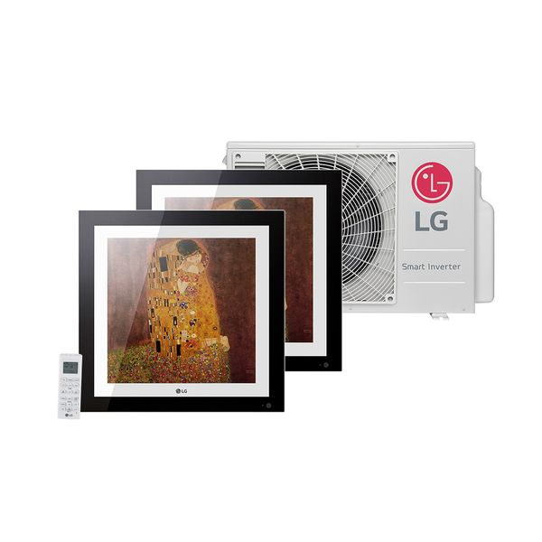 Ar-Condicionado-Multi-Split-Inverter-LG-Gallery-2x12.000-BTU-h-Quente-e-Frio---220-Volts