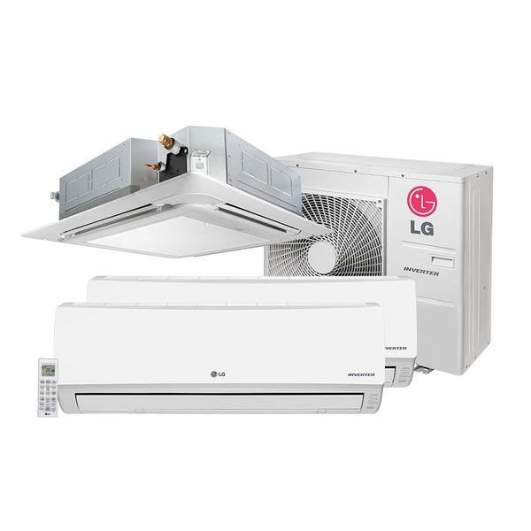 Ar-Condicionado-Multi-Split-Inverter-LG-2x12.000-e-Cassete-1x18.000-BTU-h-Quente-e-Frio---220-Volts