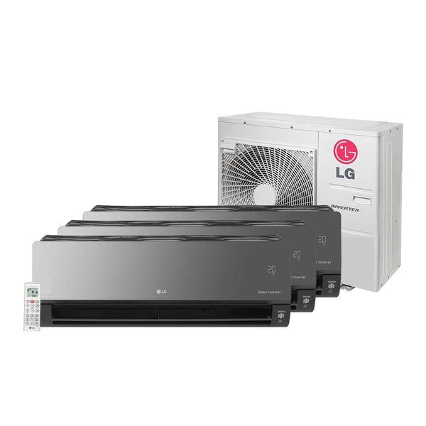 Ar-Condicionado-Multi-Split-Inverter-LG-Artcool-7.000-e-18.000-e-24.000-BTU-h-Quente-e-Frio---220-Volts-