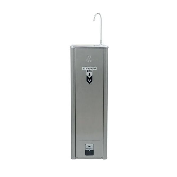 Bebedouro-Purificador-IBBL-Puripress-Hands-Free-Inox-83112001-–-220-Volts