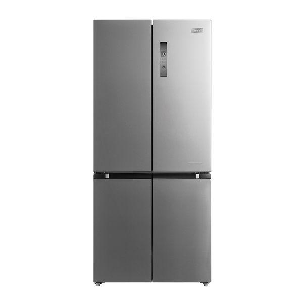 Refrigerador-Midea-French-Door-Inverter-Quattro-482-Litros-Inox-MD-RF556-–-220-Volts