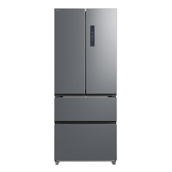Refrigerador-Philco-396-Litros-French-Door-Inox-PRF406I-–-127-Volts