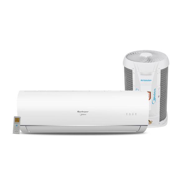 Ar-Condicionado-Split-Hi-Wall-Springer-Midea-AirVolution-9.000-BTU-h-Monofasico-Quente-e-Frio-–-220-Volts