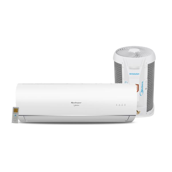 Ar-Condicionado-Split-Hi-Wall-Springer-Midea-AirVolution-12.000-BTU-h-Monofasico-Quente-e-Frio-–-220-Volts