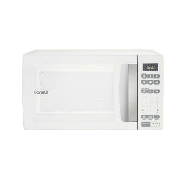Micro-ondas-Consul-32-Litros-com-Funcao-Descongelar-Branco-CMS45AB-–-220-Volts