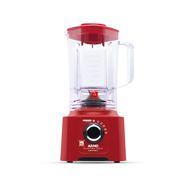 Liquidificador-Arno-Power-Max-700-Limpa-Facil-Vermelho-LN61-–-220-Volts