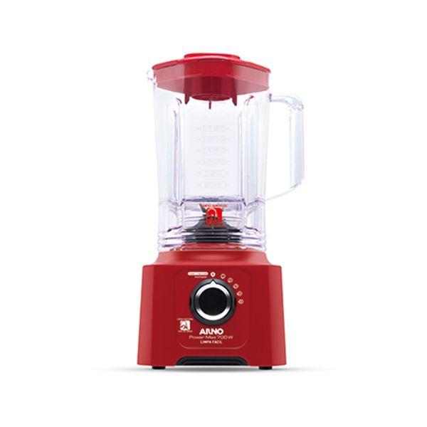 Liquidificador-Arno-Power-Max-700-Limpa-Facil-Vermelho-LN61-–-127-Volts