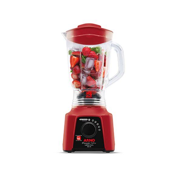 Liquidificador-Arno-Power-Mix-Limpa-Facil-Vermelho-LQ30-–-127-Volts-