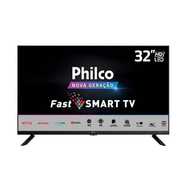 Smart-TV-Philco-32---Led-Netflix-PTV32G70SBL-–-Bivolt-