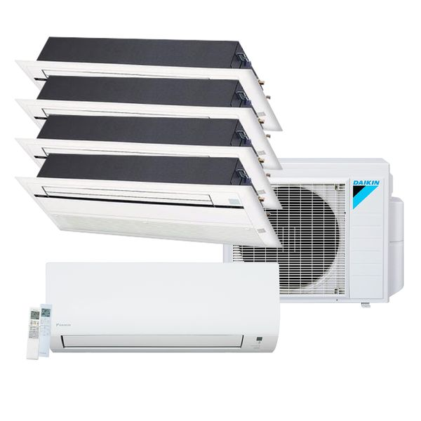 Ar-Condicionado-Multi-Split-Inverter-Daikin-Advance-1x9.000-e-Cassete-1-Via-2x9.000-e-2x12.000-BTU-h-Quente-e-Frio-Monofasico-–-220-Volts-
