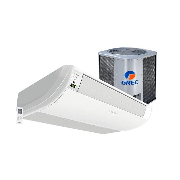 Ar-Condicionado-Split-Piso-Teto-Gree-G-Prime-56.000-BTU-h-Frio-Trifasico-GU60ZD-A-D-B--–-380-Volts