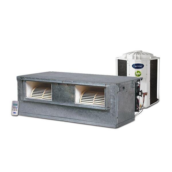 Ar-Condicionado-Split-Carrier-Duto-Versatile-30.000-BTU-h-Quente-e-Frio-Monofasico-42BQA030510HC-–-220-Volts
