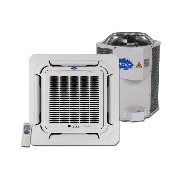 Ar-Condicionado-Split-Cassete-Carrier-Inverter-33.000-BTU-h-Frio-Monofasico-40KVCA36C5-–-220-Volts