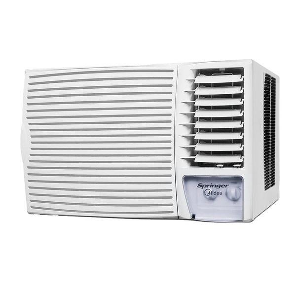 Ar-Condicionado-Janela-Springer-Midea-Mecanico-12.000-BTU-h-Quente-e-Frio-MQI125BB-–-220-Volts