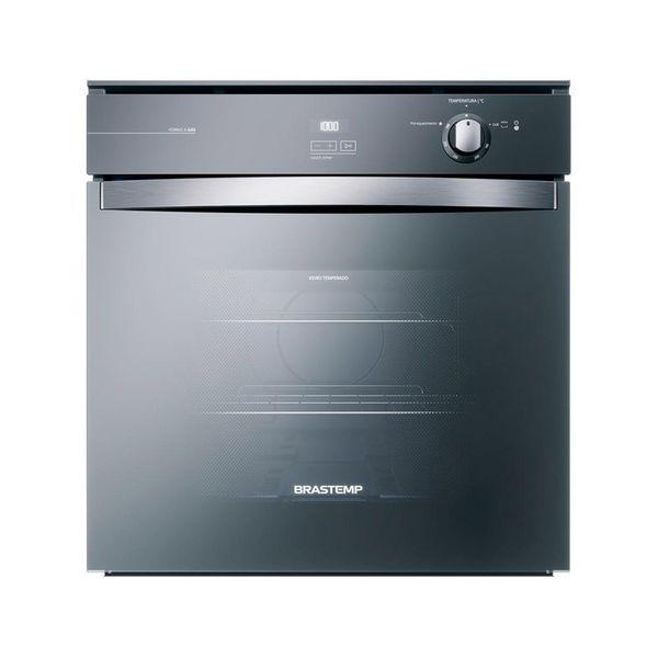 Forno-de-Embutir-Brastemp-78-Litros-com-Grill-e-Timer-Touch-Inox-BOA84AR-–-220-Volts-
