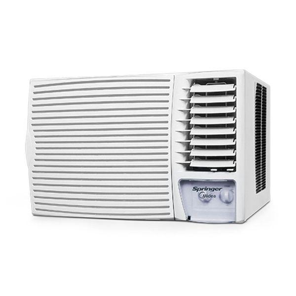 Ar-Condicionado-Janela-Springer-Midea-Mecanico-21.000-BTU-h-Quente-e-Frio-ZQI215BB-–-220-Volts-