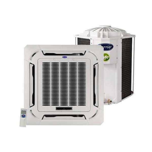 Ar-Condicionado-Split-Cassete-Carrier-17.000-BTU-h-Quente-e-Frio-Monofasico-40KWQU18C5-–-220-Volts