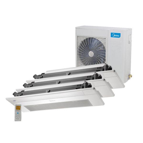 Ar-Condicionado-Multi-Split-Inverter-Springer-Midea-Cassete-1-Via-1x9.000-e-2x12.000-BTU-h-Quente-e-Frio-Monofasico-38MBTA27M5-–-220-Volts