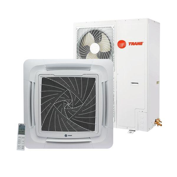 Ar-Condicionado-Split-Cassete-Inverter-Trane-60.000-BTU-h-Quente-e-Frio---220-Volts