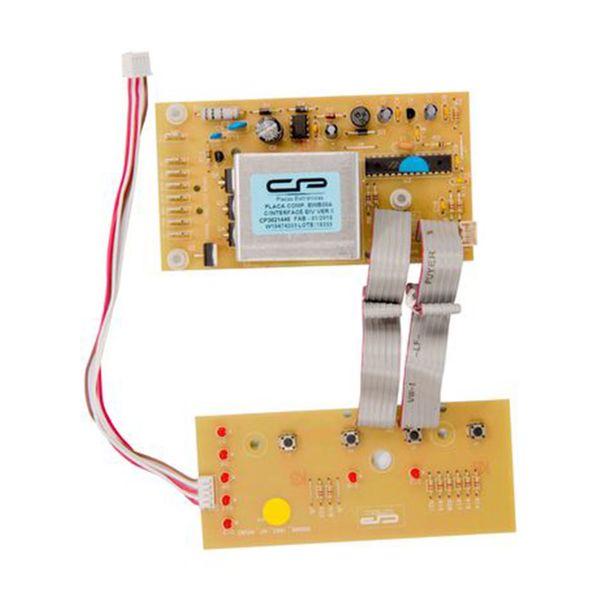 Placa-Eletronica-de-Potencia-e-Interface-Compativel-com-Lavadora-Brastemp-LR-BWB08A-v2---Bivolt