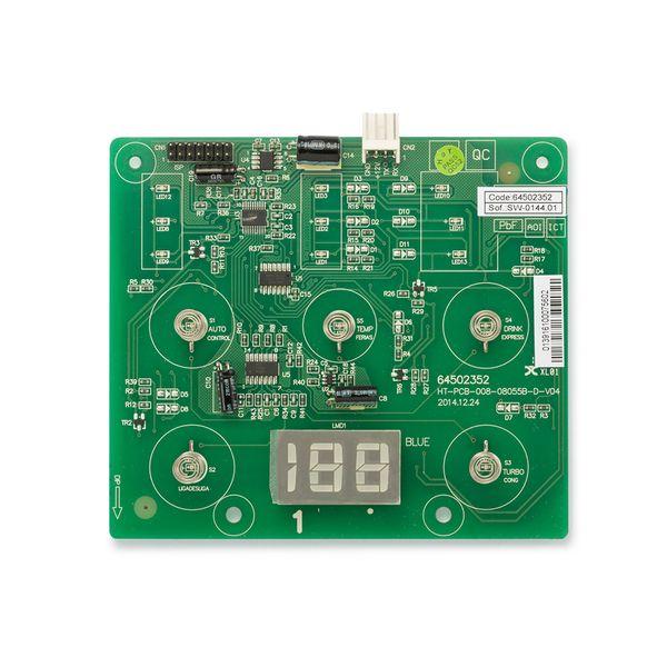 Placa-de-Interface-Refrigerador-Electrolux-DF80-DF80X-DWX51