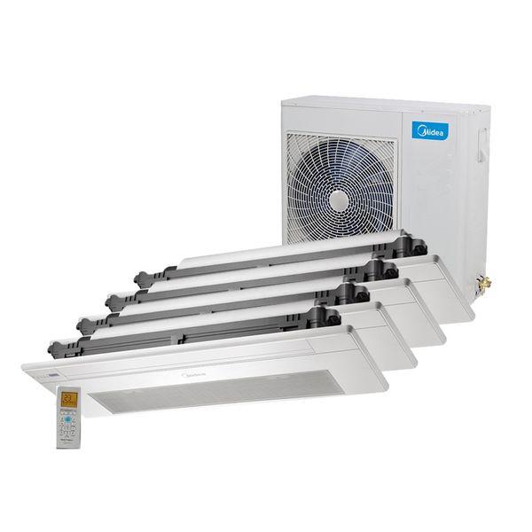 Ar-Condicionado-Multi-Split-Inverter-Springer-Midea-Cassete-1-Via-2x9.000-e-2x12.000-BTU-h-Quente-e-Frio-Monofasico-38MBMA36M5-–-220-Volts