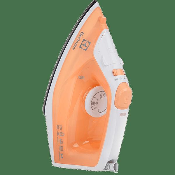 Ferro-a-Vapor-Electrolux-Easyline-Laranja-SIE50-–-220-Volts