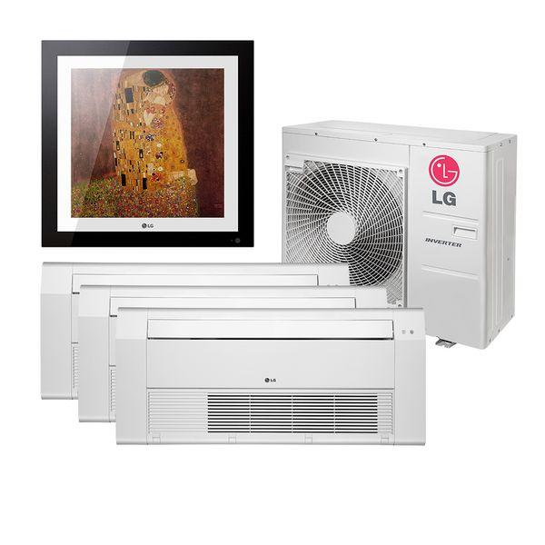 Ar-Condicionado-Multi-Split-Inverter-LG-Gallery-12.000-e-Cassete-1-Via-9.000-e-12.000-e-18.000-BTU-h-Quente-e-Frio-A4UW30GFA2.AWGZBRZ-–-220-Volts