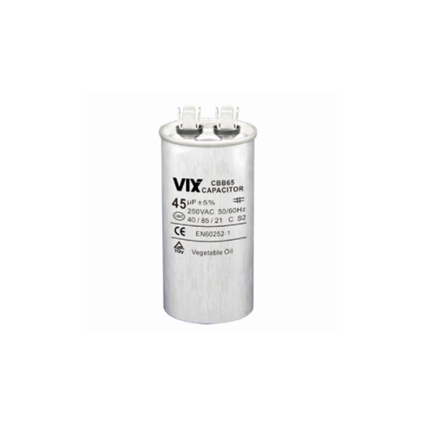 Capacitor-Permanente-Vix-45uF---250v