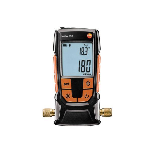 Vacuometro-Digital-Testo-2666-mbar---0560-5522