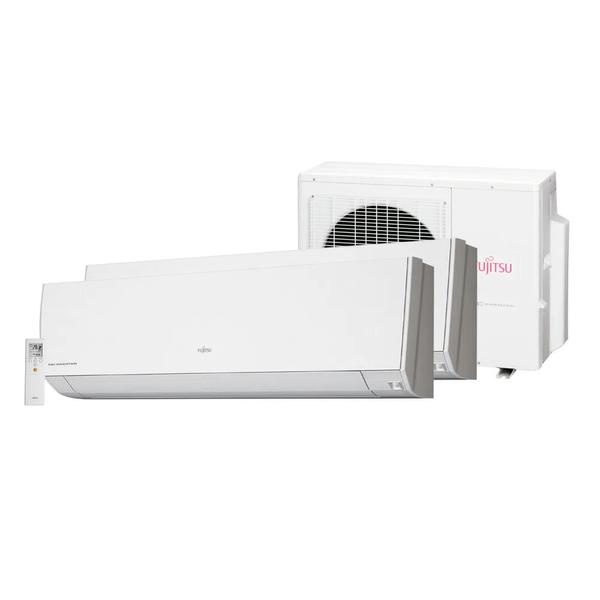 Ar-Condicionado-Multi-Split-Inverter-Fujitsu-2x7.000-BTU-h-Quente-e-Frio-Monofasico-AOBG18LAC2-–-220-Volts
