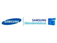 Logo Samsung Linha Branca