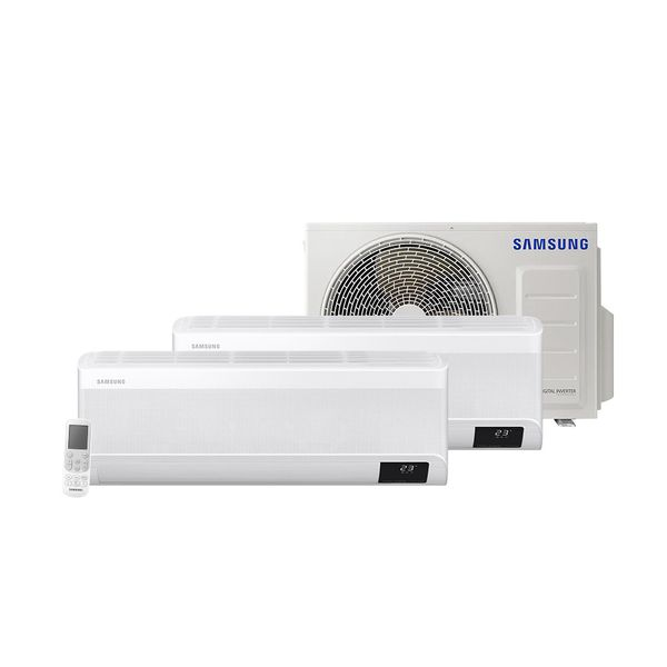 Ar-Condicionado-Multi-Split-Inverter-Samsung-1x12.000-e-1x18.000-BTU-h-Frio-Monofasico-AJ050TXJ2KH-EA-–-220-Volts