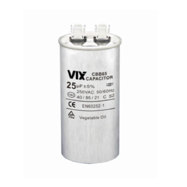 Capacitor-Permanente-25MF-Vix-–-250-Volts-