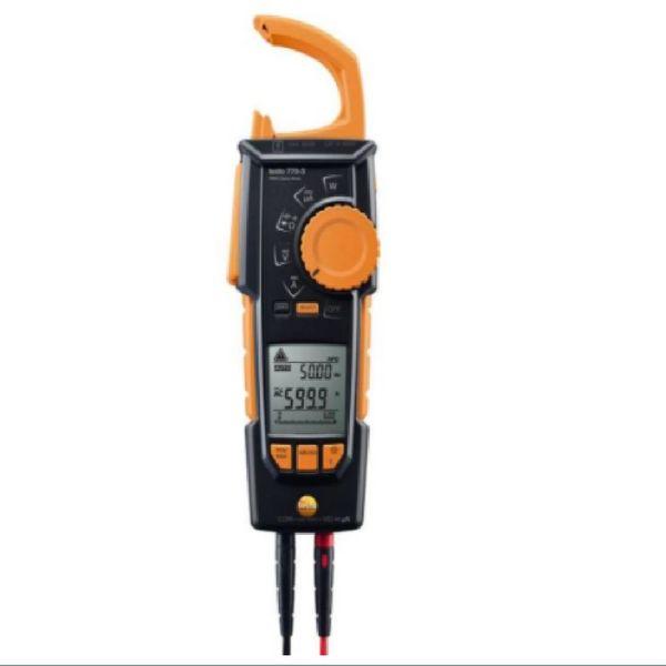 Alicate-Amperimetro-True-rms--Testo-770-3--0590-7703