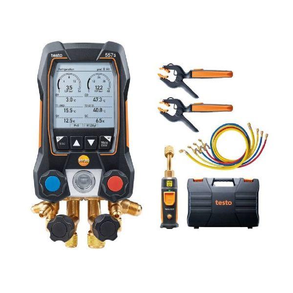 Manifold-Digital-Kit-Smart-Vacuo-557s-com-Mangueiras-Testo
