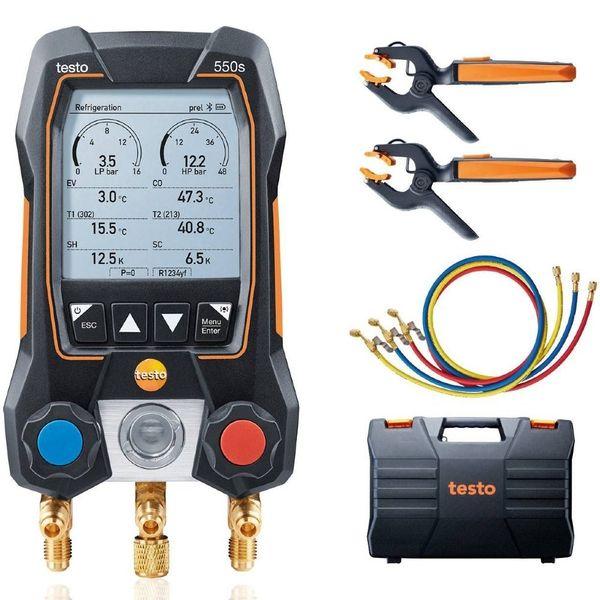 Manifold-Digital-Smart-550s-Kit-com-Mangueiras-Testo