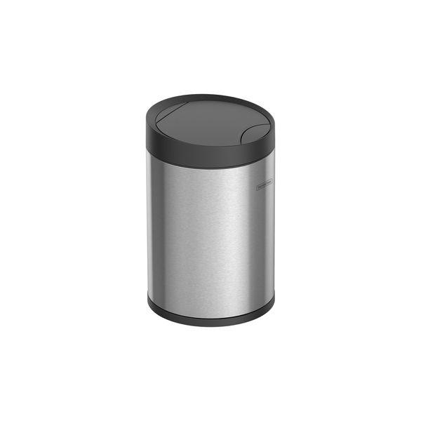 Lixeira-Tramontina-Smart-Automatica-6-Litros-com-Sensor-em-Aco-Inox-com-Acabamento-Scotch-Brite