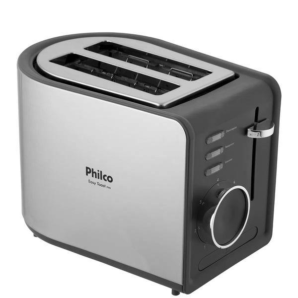 Torradeira-Philco-Easy-Toast-PTR2-Preta-e-Inox-–-220-Volts-