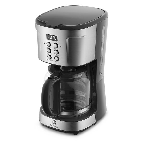 Cafeteira-Eletrica-Electrolux-Programavel-Digital-Inox-ECM30-–-127-Volts-
