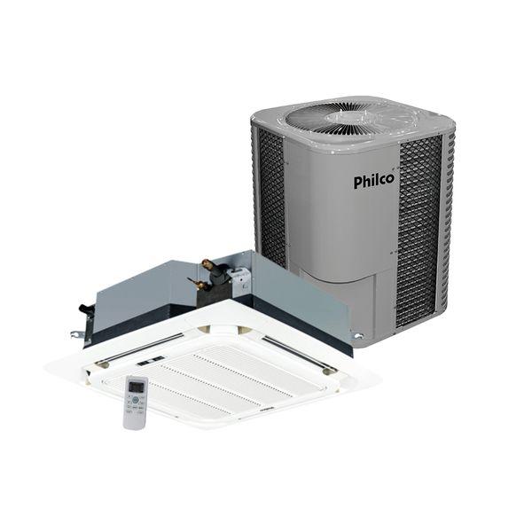 Ar-Condicionado-Split-Cassete-Philco-24.000-BTU-h-Frio-Monofasico-PAC24000CFM5---220-Volts