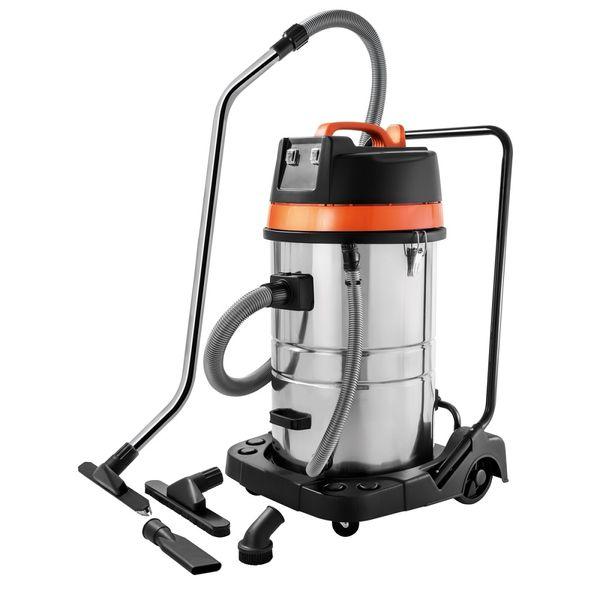 Aspirador-de-Po-para-Solidos-e-Liquidos-Tramontina-80-Litros-2400W-Inox---220-Volts-