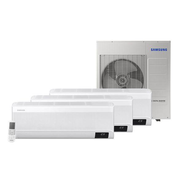 Ar-Condicionado-Multi-Split-Inverter-Samsung-WindFree-2x12.000-e-1x18.000-BTU-h-Frio-Monofasico-AJ100TXJ5KH-EA-–-220-Volts-